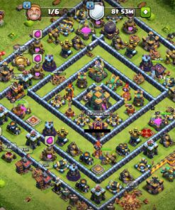 Account clash of clans sell