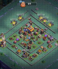 Achat compte clash of clans th10