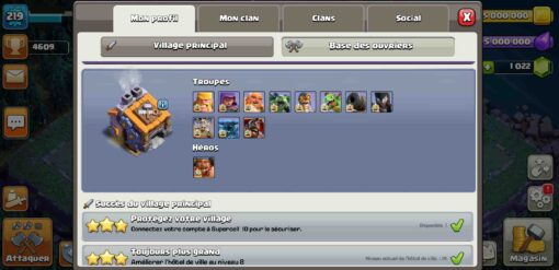 Clash of clans th14 max