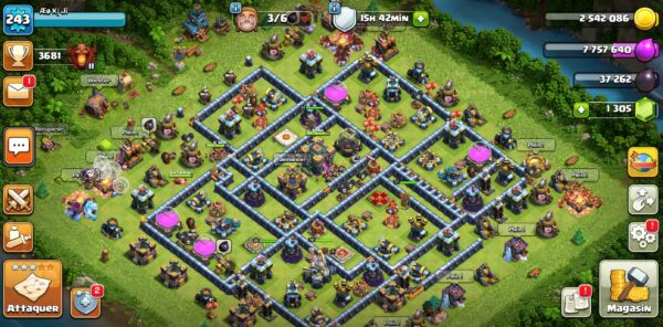 Sell account clash of clans