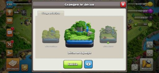 Achat compte clash of clans hdv 14