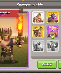 compte clash of clans th14